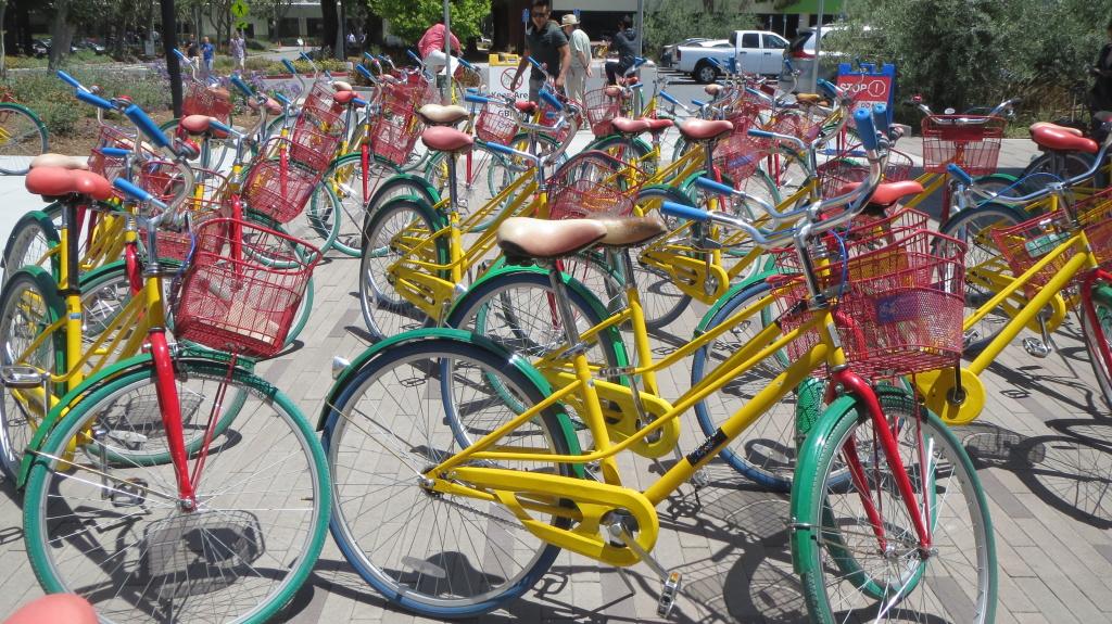 Farbvorlage für das nächste Rennrad?