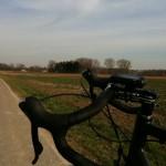 Endlich richtiges Rennradwetter!