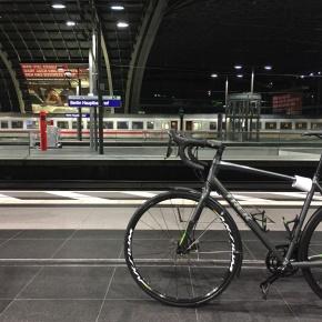 Mit dem Rad im Intercity